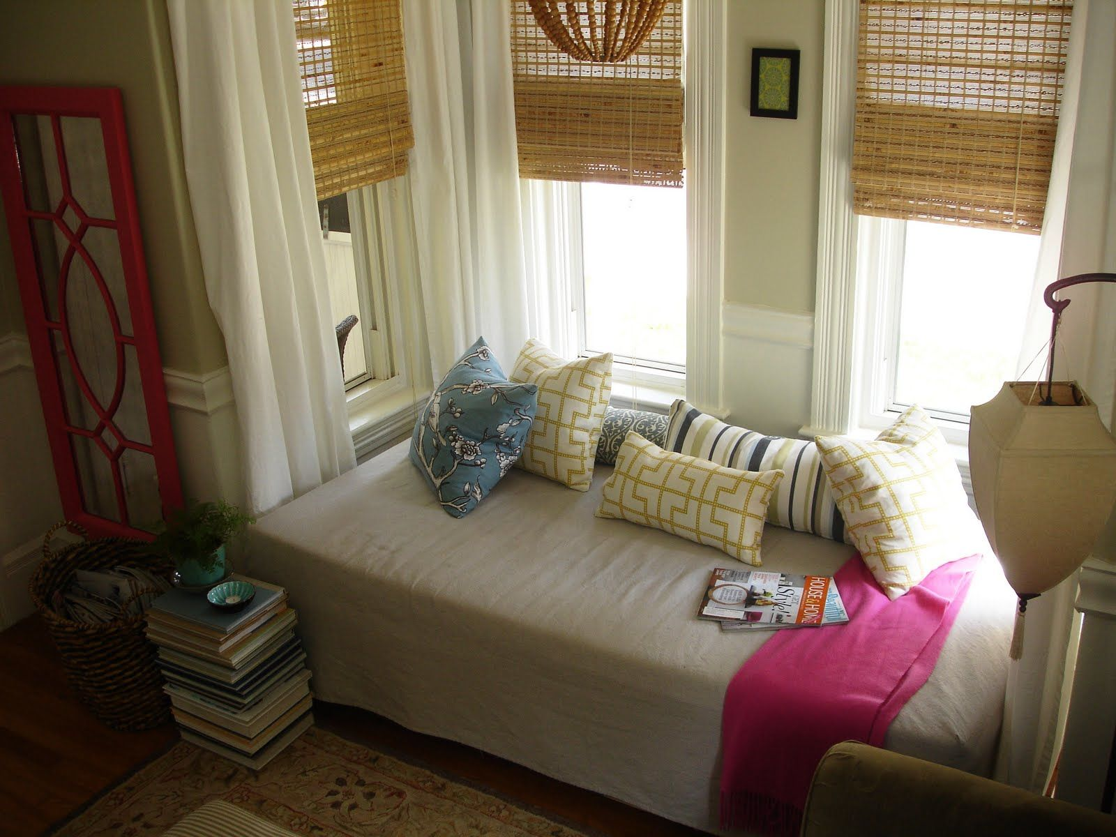 daybed window seat - Google Search