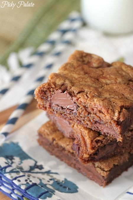 Brown Butter Gingersnap Chocolate Chip Cookie Bars | Chocolate stars ...