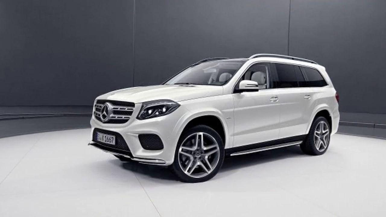 2019 Mercedes Benz Gl Class New Release