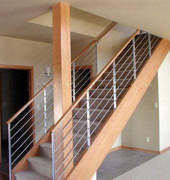 Downtown Ornamental Iron | Bend, Oregon Metal Fabricator. Staircase  RailingsInterior ...