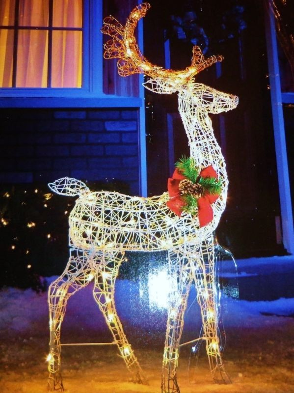 Indoor Christmas Decor Lighted Reviews Christmas Decorations Christmas Yard Decorations Outdoor Christmas Decorations