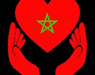 صور علم المغرب خلفيات علم المغرب صور جديدة المغرب Koozies Drink Sleeves
