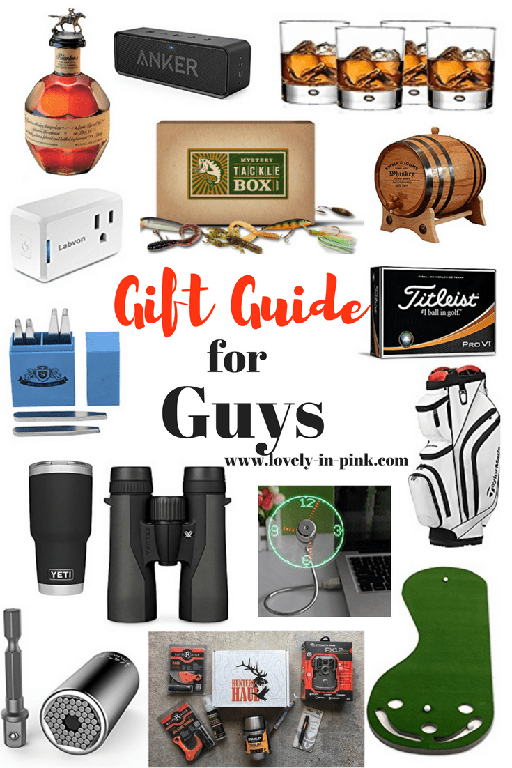 Gift Guide for Guys | Christmas gifts, Guy and Shopping lists