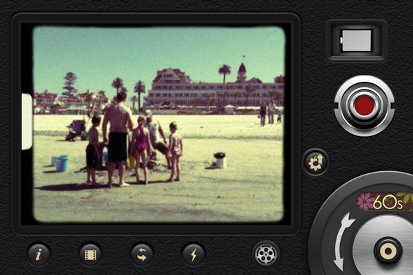 8mm App Nexvio 8mm vintage camera, Vintage camera app