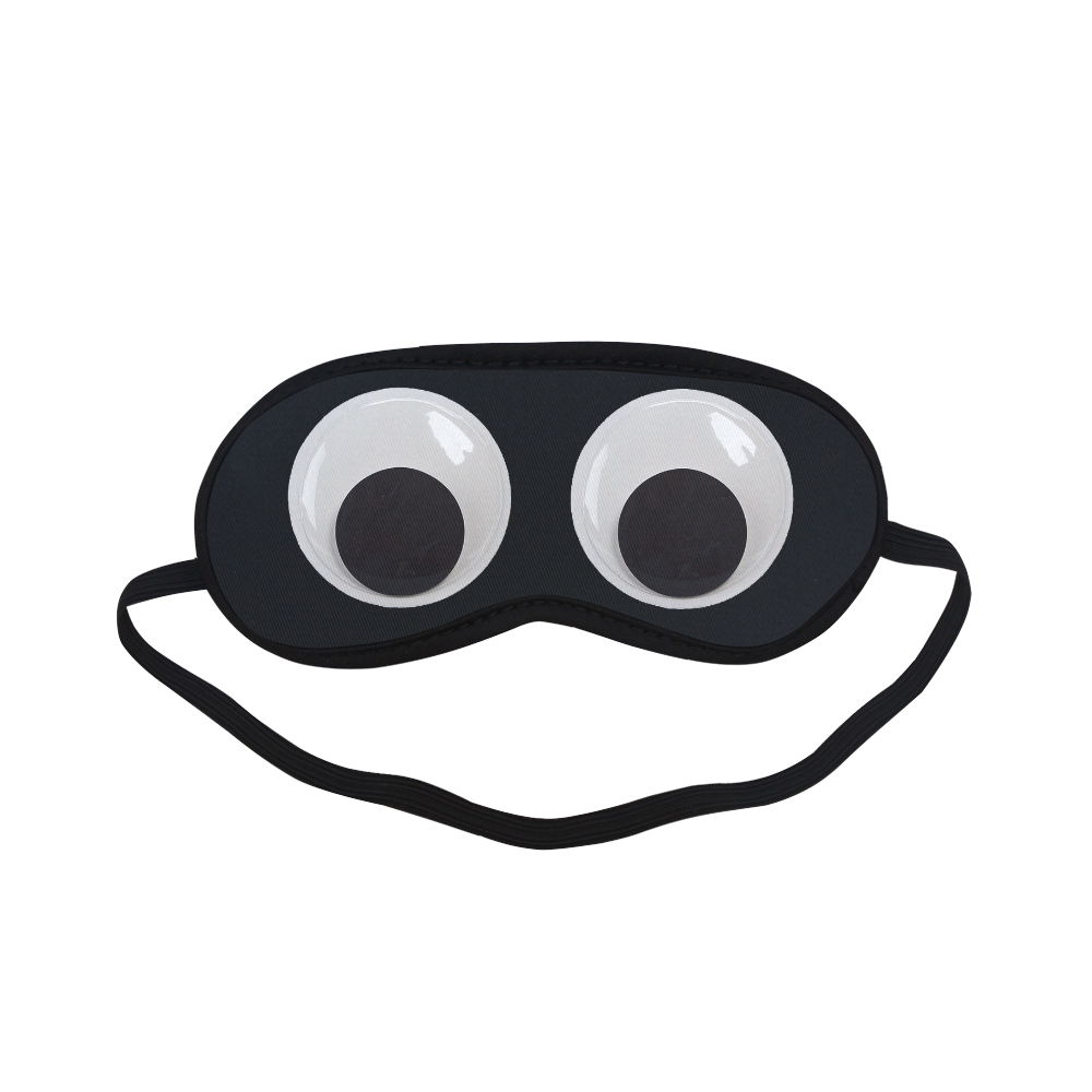 Large Funny Googly Eyes Sleeping Mask Sleep Mask Eyes Sleeping Googly Eyes