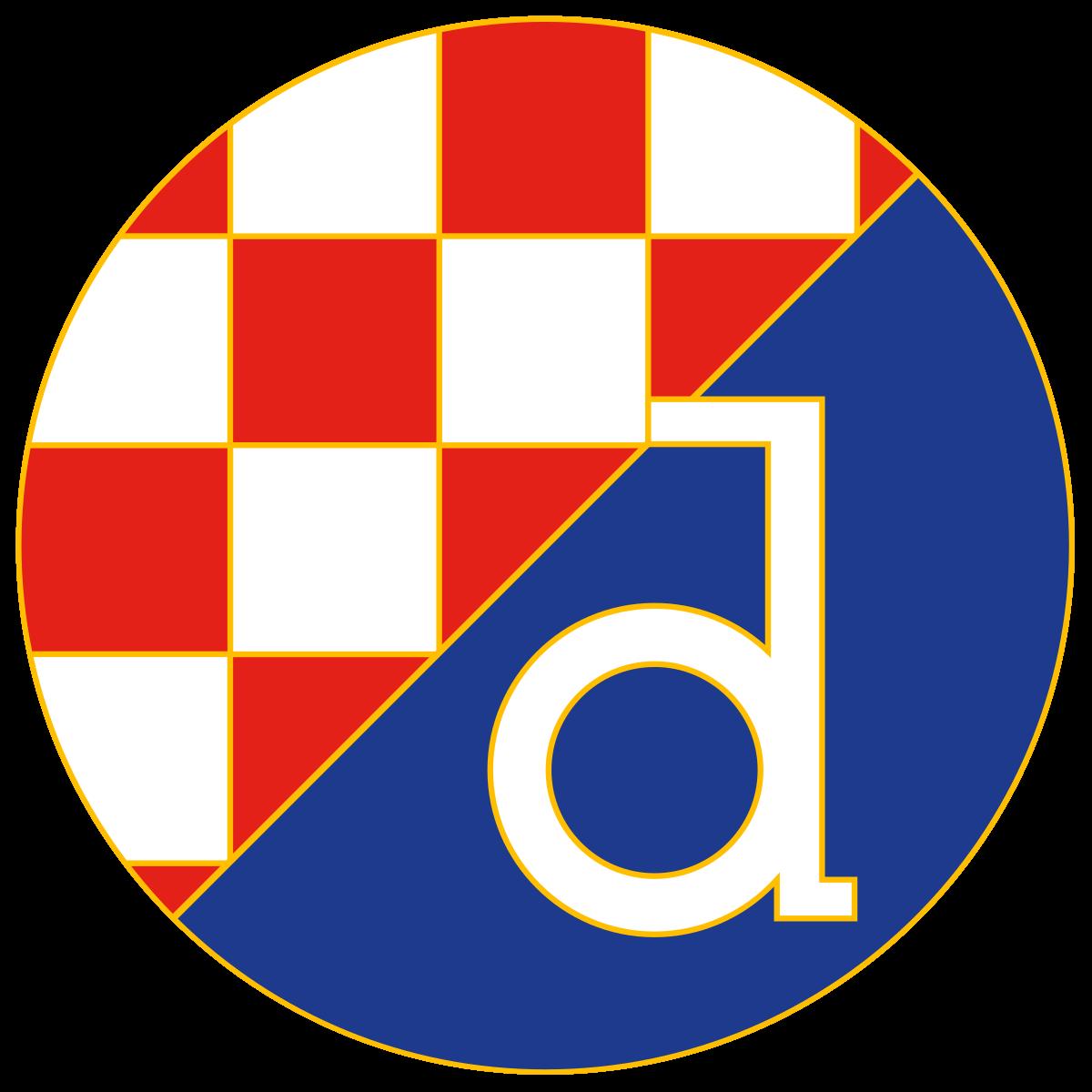 Dinamo Zagreb Logo 2019 20 Uefa Champions League Gnk Dinamo Zagreb Zagreb Champions League
