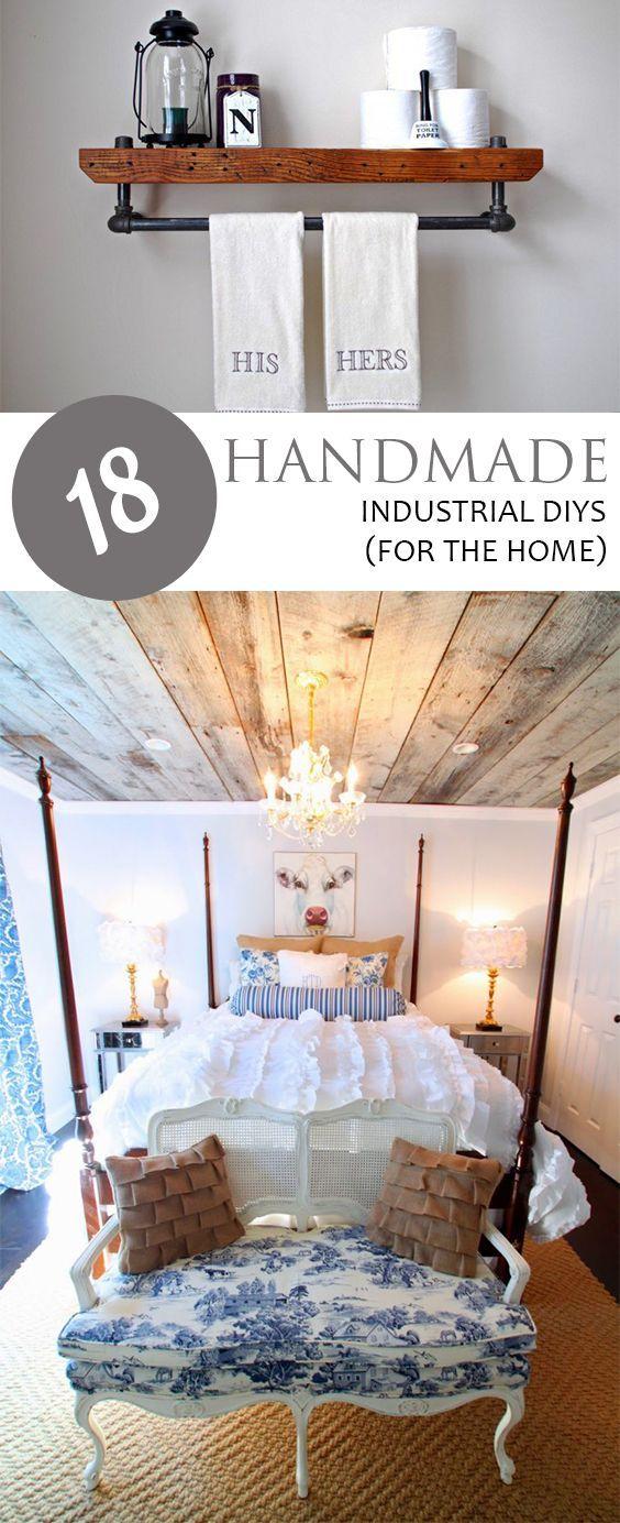 Handmade DIYs, DIYs, Home Projects, Home Decor, DIy Home Decor
