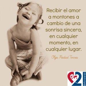 Amor A Montones A Cambio De Una Sonrisa Sincera Wdsd14