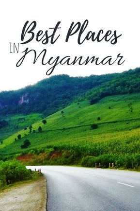 The Best Myanmar Itinerary - A Simple Budget Guide Myanmar