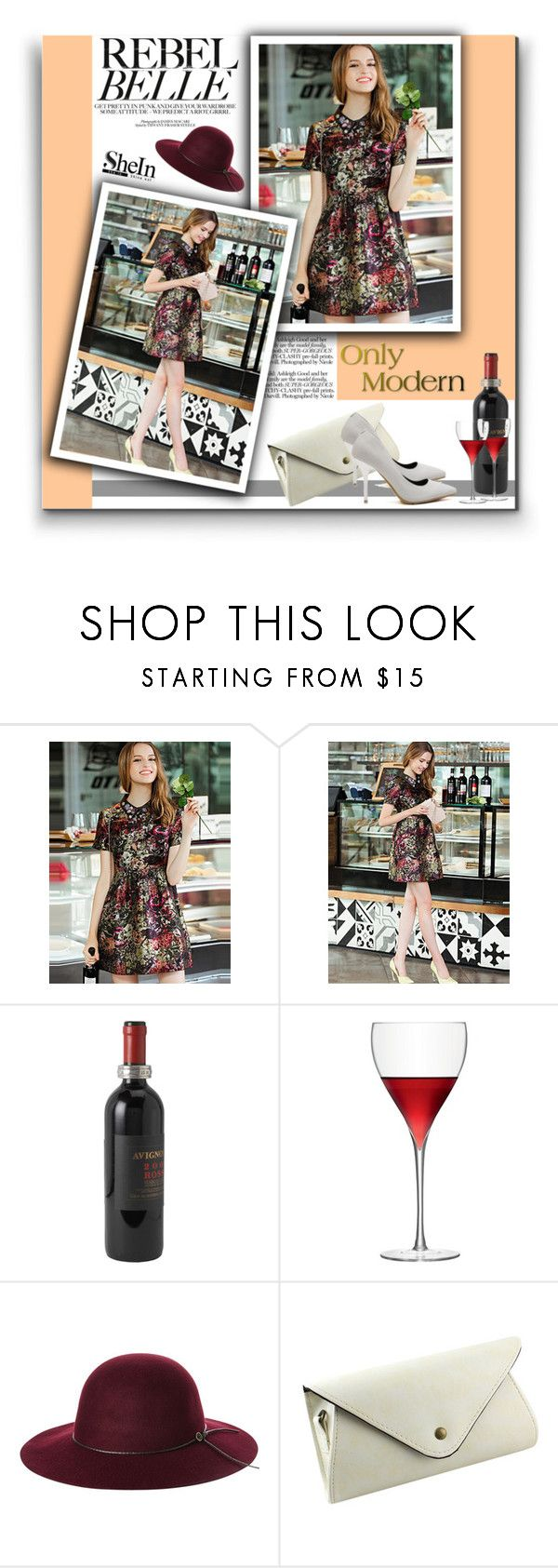 """""""Sheinside"""" by water-polo ❤ liked on Polyvore featuring Match, LSA International, Fallenbrokenstreet, Sheinside and polyvoreeditorial"""