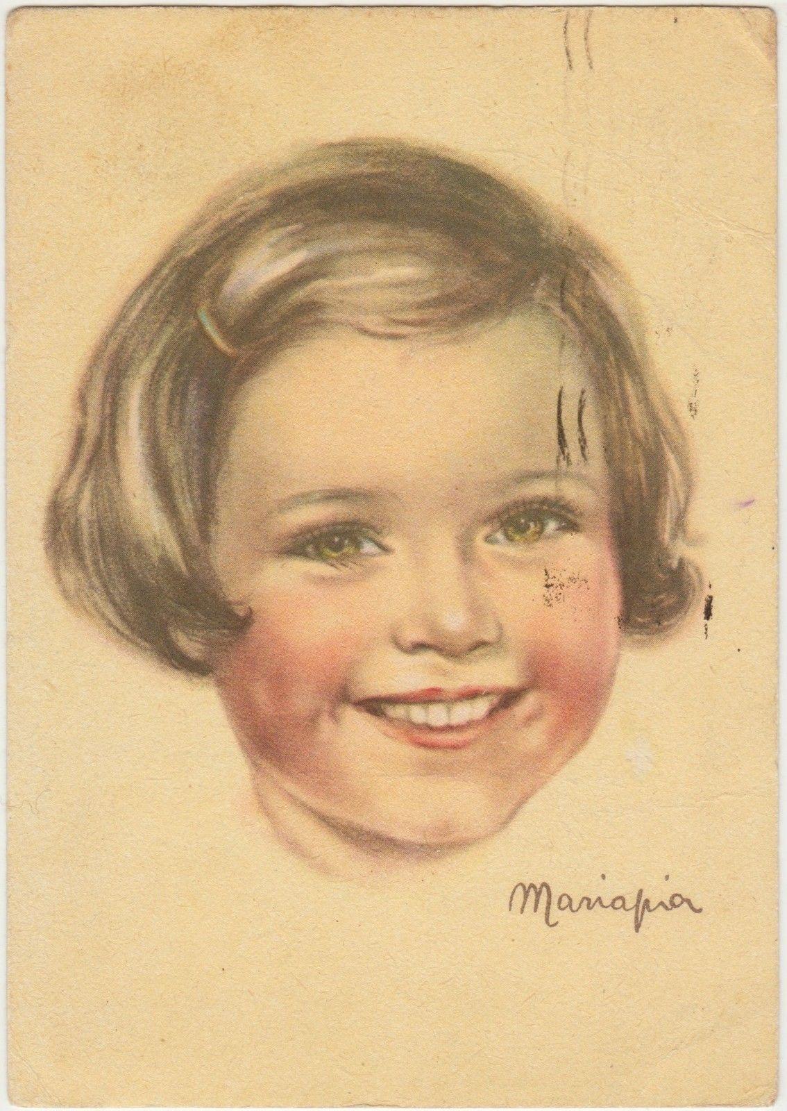 BAMBINA - MARIA PIA MARIAPIA 1949 | eBay