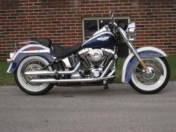 Atlanta Harley Davidson >> Used 2006 Harley Davidson Softail Deluxe For Sale In Atlanta