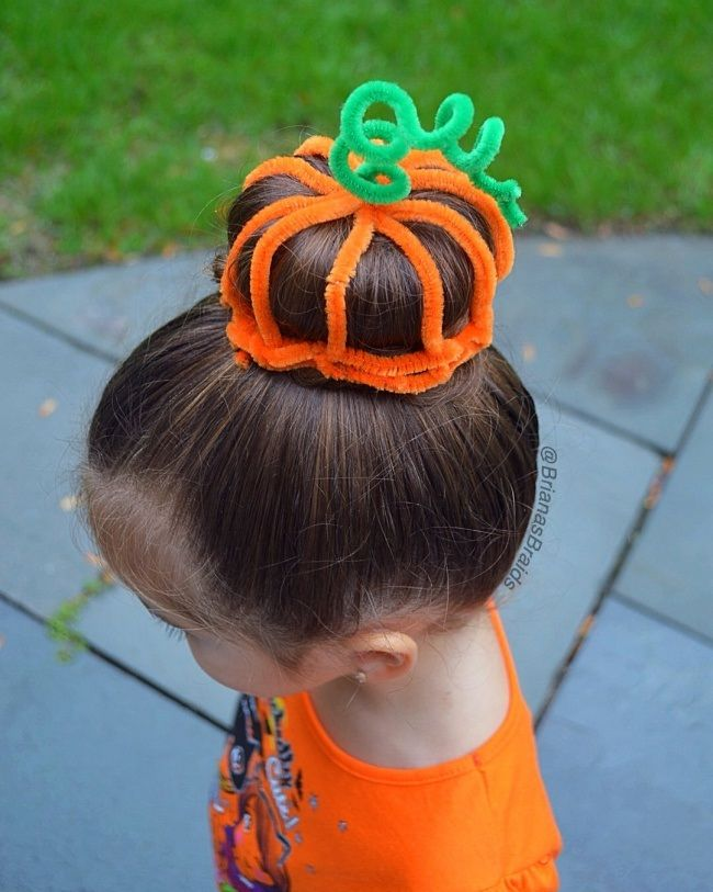 Halloween Hairstyle New Hairstyle Little Girls For Halloween Newest Hairstyle Trends Wacky Hair Halloween Hair Wacky Hair Days