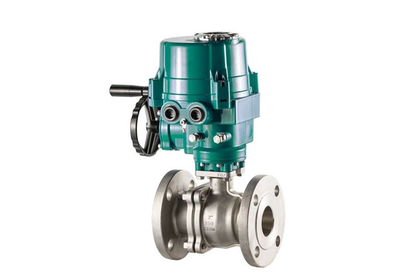We All Know That The Electric Ball Valves Are Used To Control The Flow Of Liquids And Gases Actuated Ball Valves Are Energy Efficient And Robust Because They O