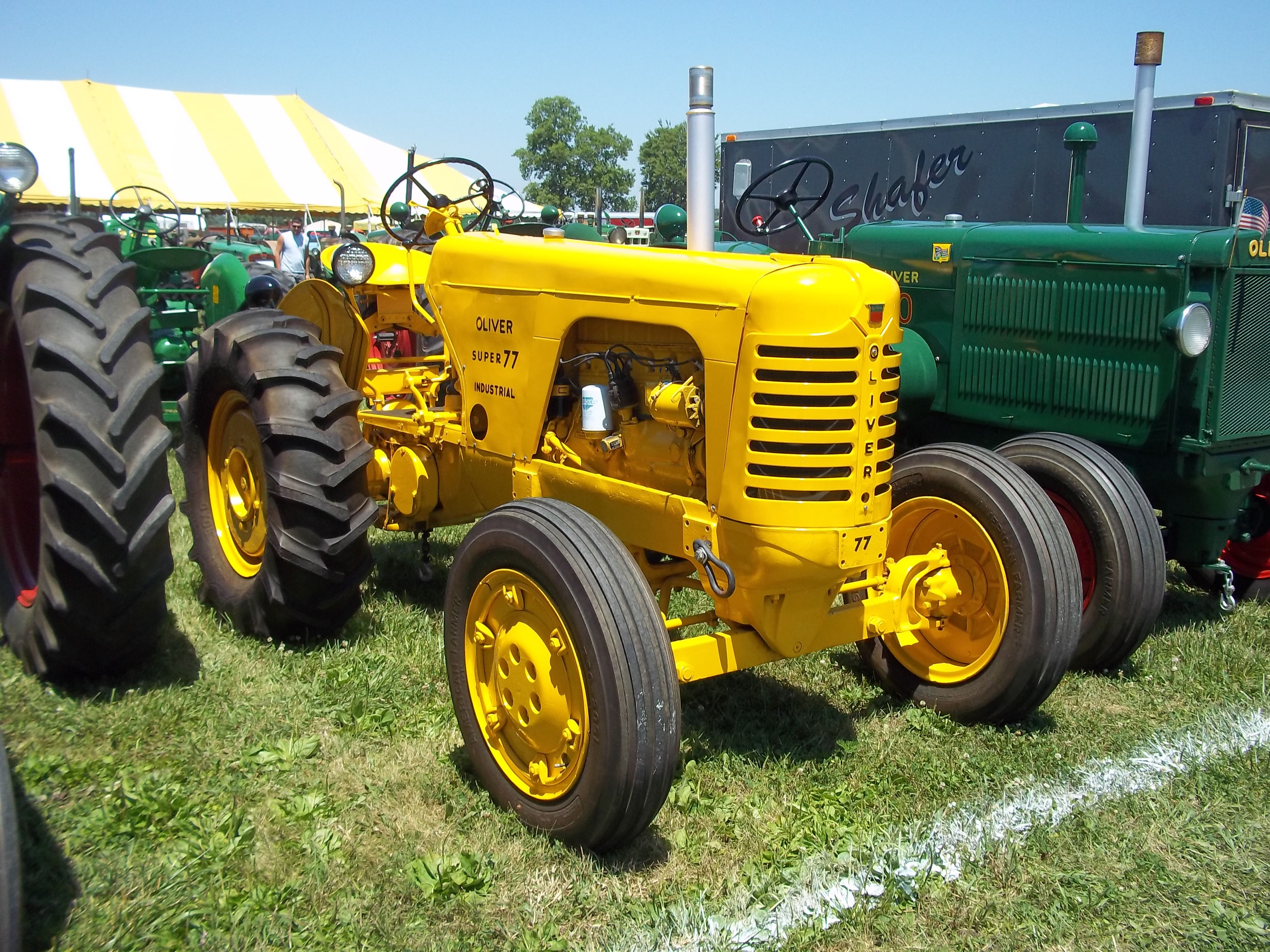 66,77 or 88 Industrial Tractors, Tractor Pulling