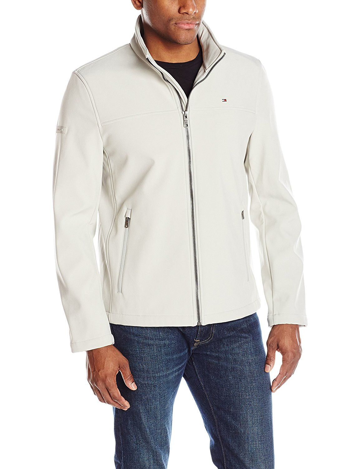 discount sale 100% authentic hot product Tommy Hilfiger Men's Classic Soft Shell Jacket at Amazon ...