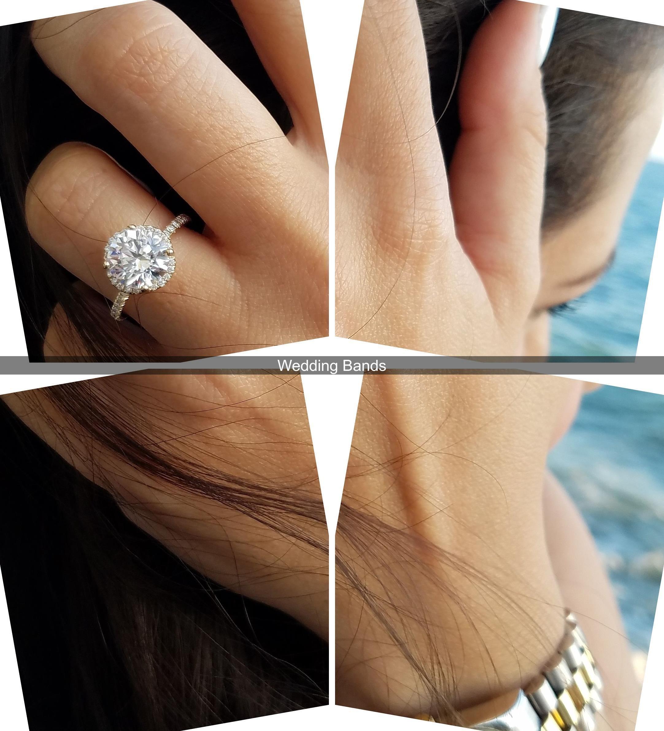 Single Diamond Engagement Ring Wedding Rings Online Wedding Bands And In 2020 Wedding Rings Online Single Diamond Engagement Ring Womens Engagement Rings