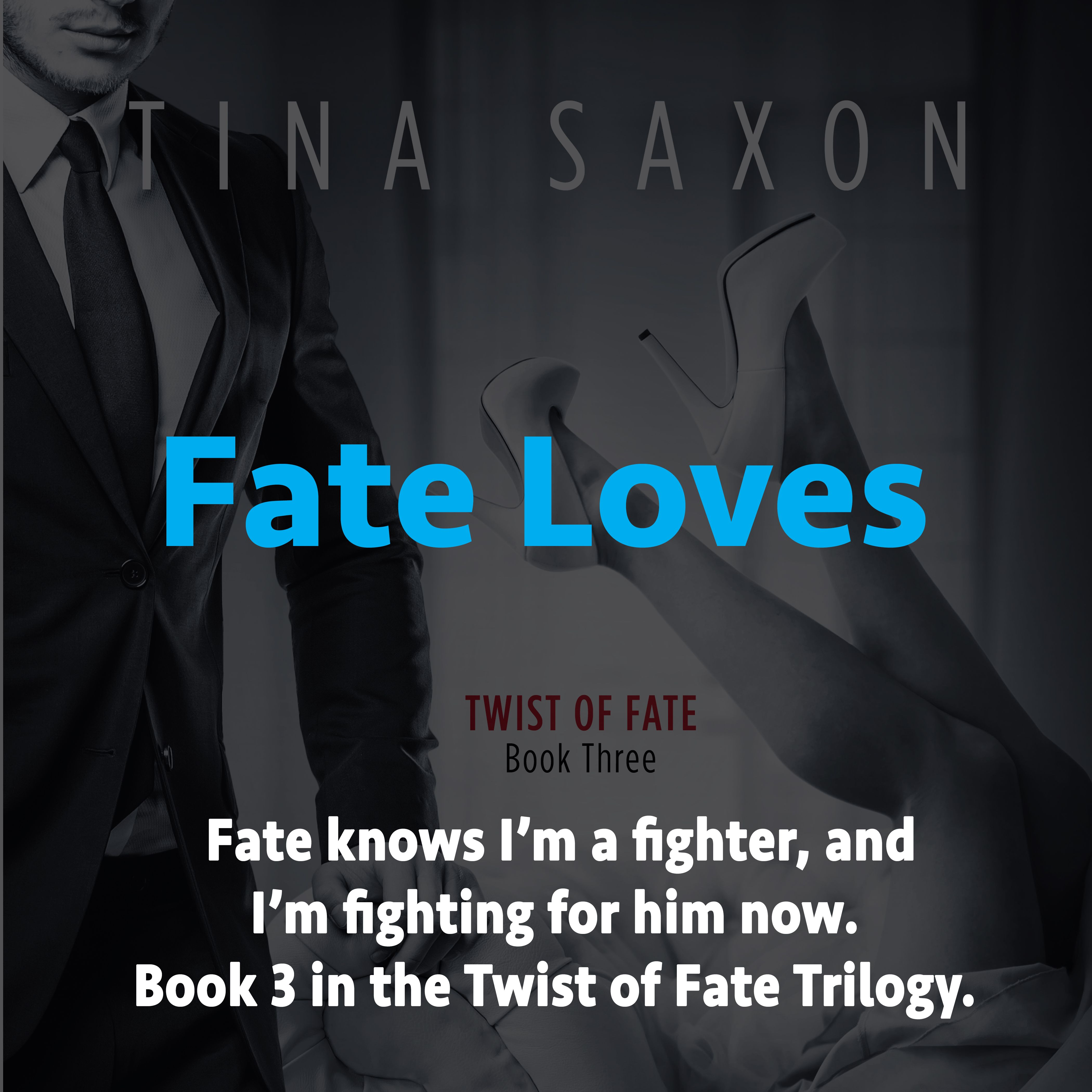 Pin by Tina Saxon on Fate Loves (Twist of Fate book 3