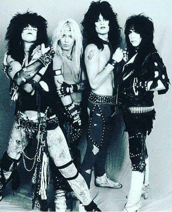 Mötley Crüe | Rock N\' Roll | Pinterest | Nikki sixx and Heavy metal