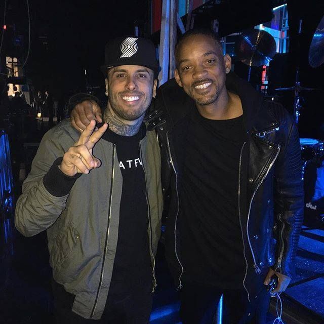 Image result for Will Smith & Nicky Jam