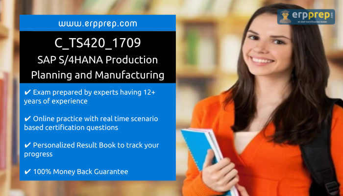 Get Ready to Crack #SAP S/4 #HANA_Production_Planning and