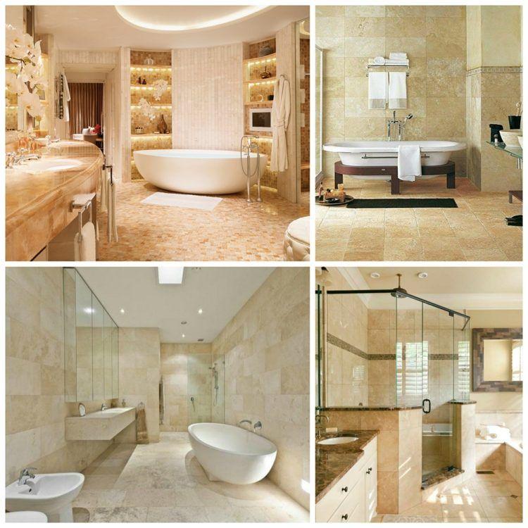 Carrelage travertin salle de bain et comment le choisir pour plus de