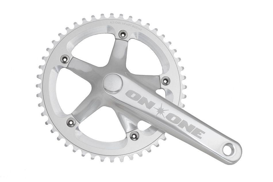 "Sunlite Bicycle Single Speed Threaded Freewheel 16T x 1//8/"" Silver 1-Speed FW"