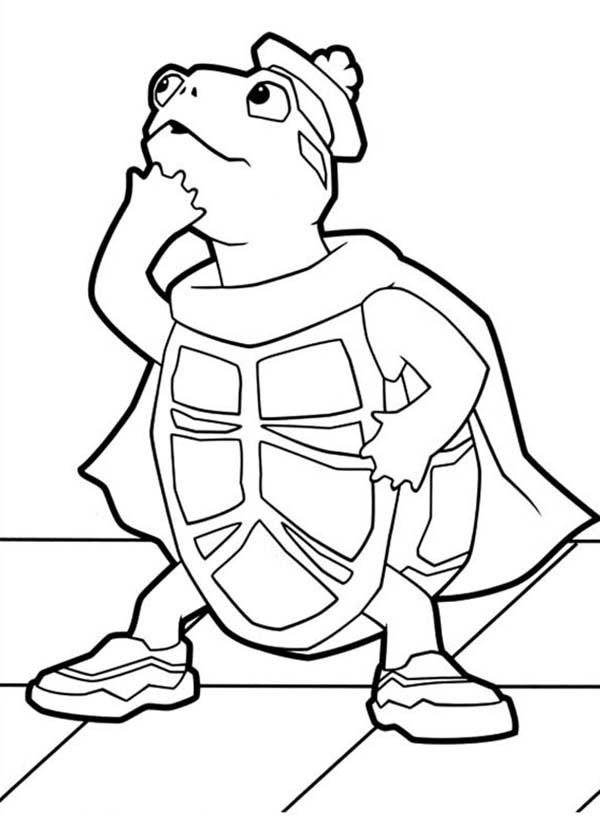 Awesome Turtle Tuck From Wonder Pets Coloring Page Coloring Sun Wonder Pets Coloring Pages Pets
