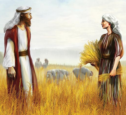 relationship of boaz and elimelech