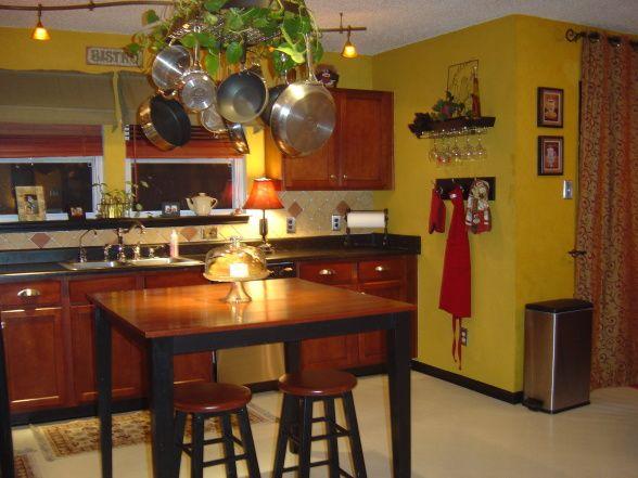 bistro kitchen | Cafe Style Kitchen - Kitchen Designs - Decorating Ideas -  HGTV Rate My
