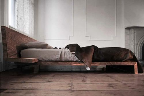the perfect bed frame
