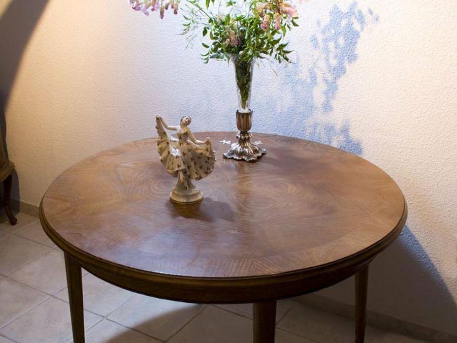 Restaurando una mesa antigua para dejarla como nueva | Muebles ...