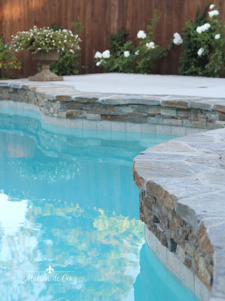 Backyard Pool Design And Renovation The Reveal Backyard