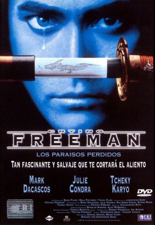 Crying Freeman (1995) This French and Canadian-produced action film was based on the manga by Kazuo Koike and Ryoichi Ikegami.