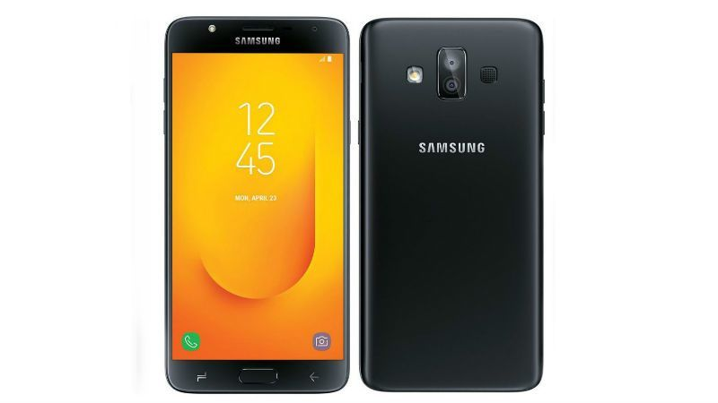 Samsung Galaxy J7 Duo With Dual Cameras Selfie Flash Launched In India Samsung Galaxy Samsung Camera Selfie