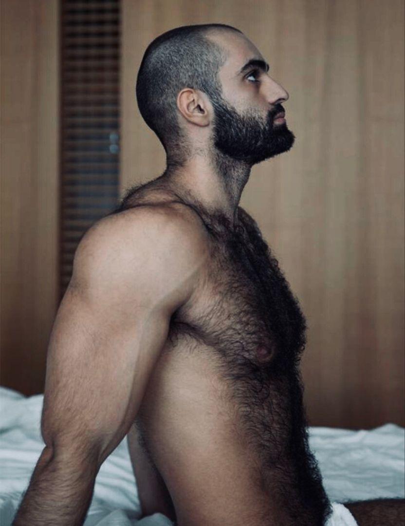 haarige nackte contest