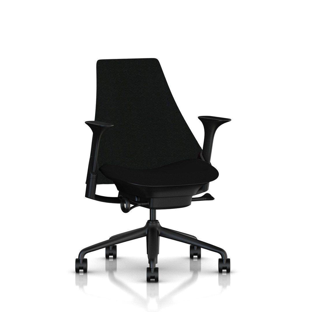 Herman Miller Smart Space Sayl Chair Chair Mid Century Modern Chair