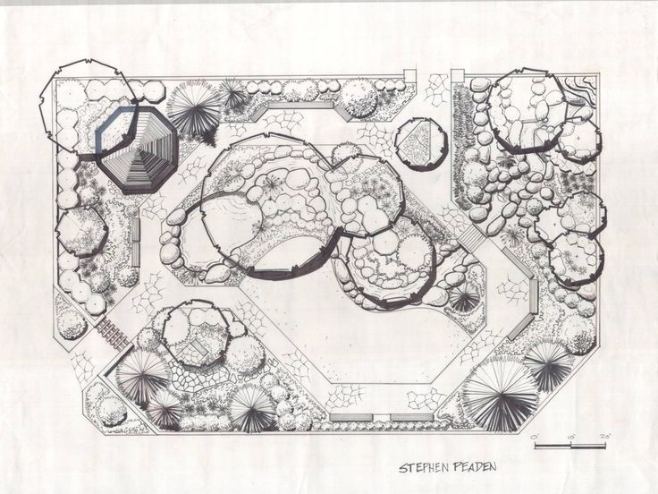 Explore Simple Landscape Design And More