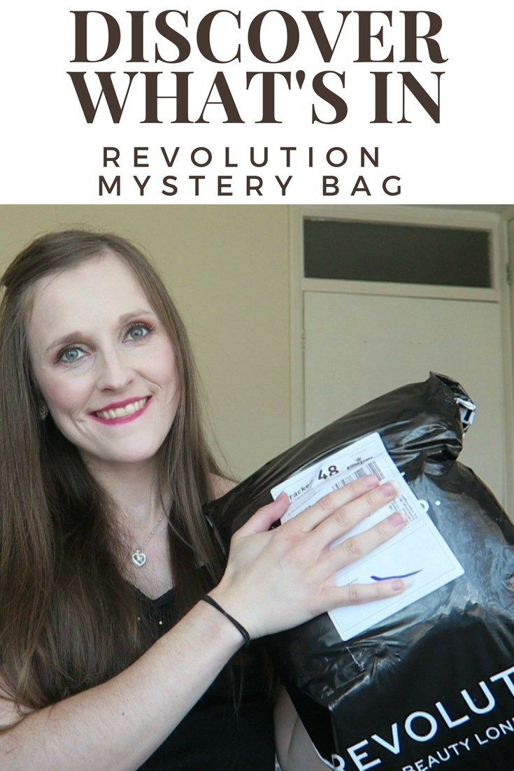 Revolution beauty mystery bag and makeup haul Makeup