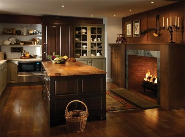 Ideas For Country Kitchens With Fire Places on kitchen dinning room ideas, kitchen sitting area ideas, kitchen island sink ideas,