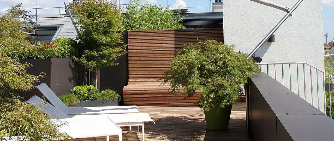 Gartenarchitektur   Wie wir Gärten architektonisch gestalten erfahren Sie hier
