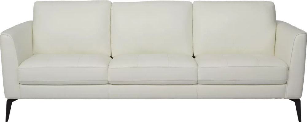 Sofia Vergara Brazil White Leather Sofa White Leather Sofas Living Room Leather Leather Sofa Couch