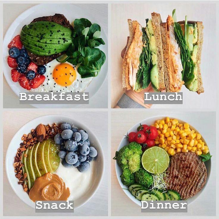 Frühstück Mahlzeit Pläne - New Ideas #gezondeten #Frühstück #Mahlzeit #Pläne Breakfast meal plans        Pinterest // cindyrizos #dietmenu
