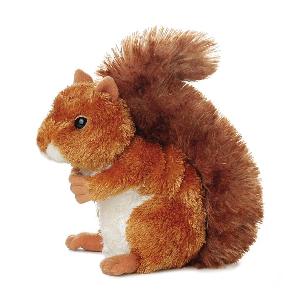 Nutsie The Squirrel Toys Accessories National Cowboy Museum Plush Stuffed Animals Squirrel Pet Toys [ 1024 x 1024 Pixel ]