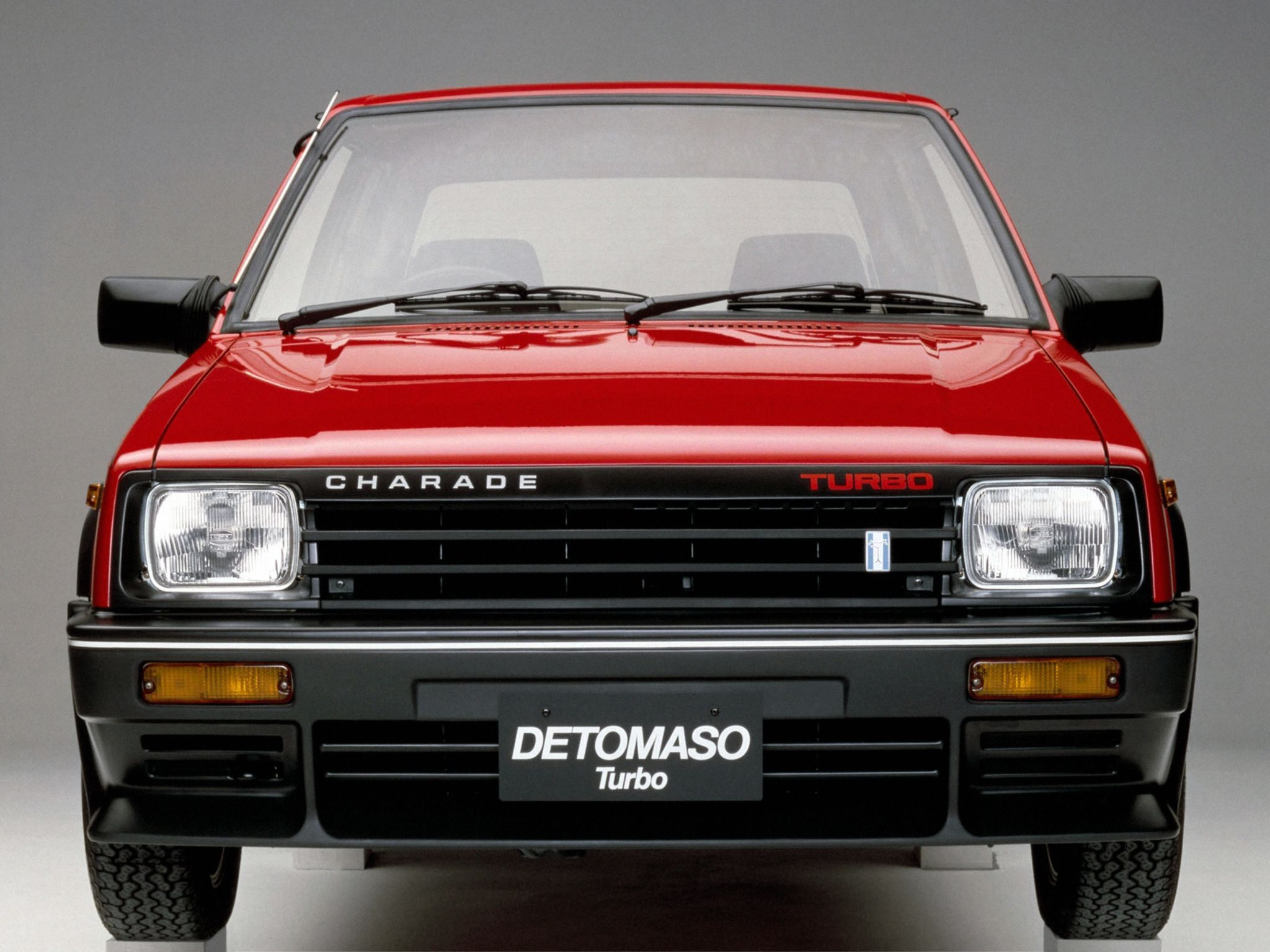 Daihatsu Charade Detomaso Turbo Dengan Gambar Mobil