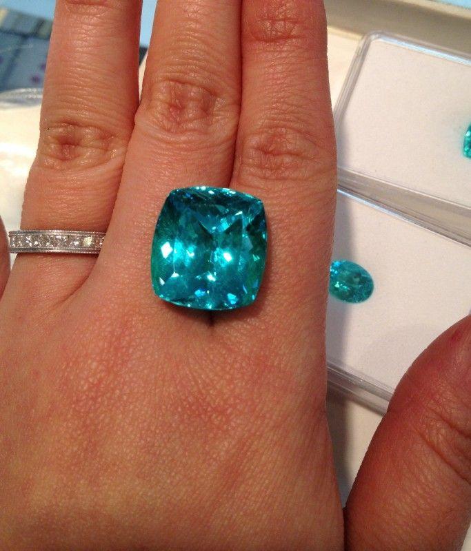 paraiba tourmaline | Deliver Me DiamondsDeliver Me Diamonds