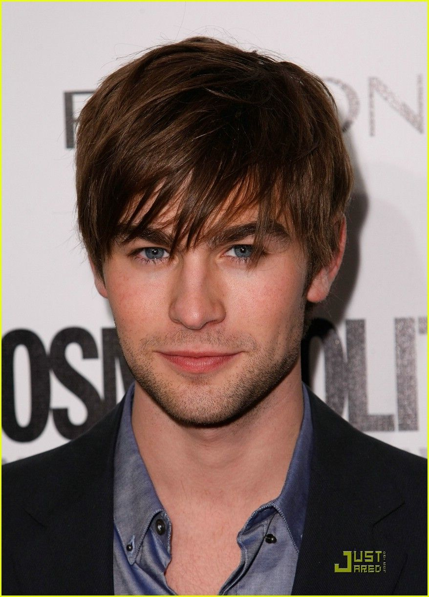 chace crawford- great hair in season one of gossip girl | men's