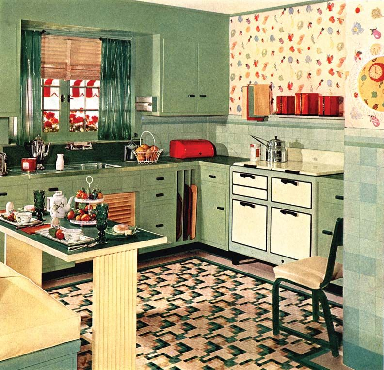 Vintage Style Home Decor Ideas Sydney Cleaning Services: Kitchen Stove, 1930s And Stove