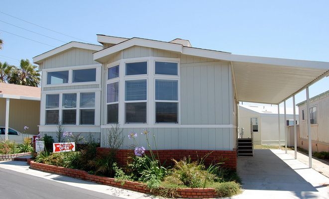 Buy a mobile home - tips. 1st Class Real Estate
