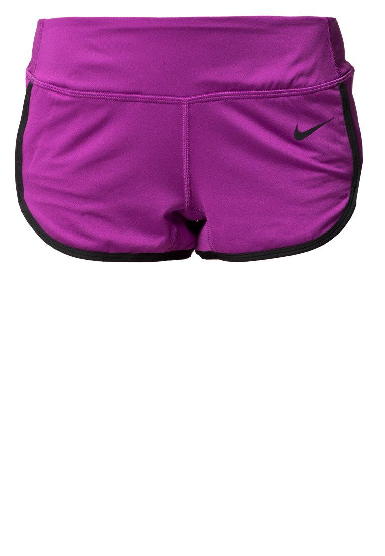 Nike Performance Ace Court Krotkie Spodenki Sportowe Violet Noir Gym Shorts Womens Sport Fashion Gym Women